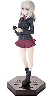 Miho Nishizumi Premium Figure Sega Girls Und Panzer das Finale x Pacific Racing Team