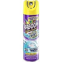 Kaboom Foam Tastic Bathroom Cleaner with OxiClean, Citrus 19oz.
