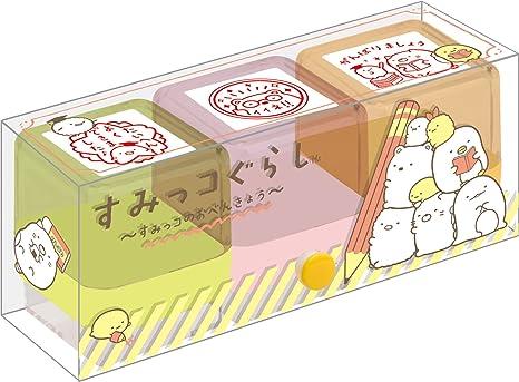 San X Sumikko Gurashi Teacher Stamp Set FT41701