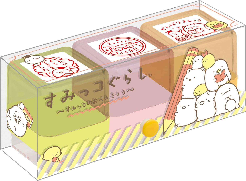 San-X Sumikko Gurashi Teacher Stamp set FT41701