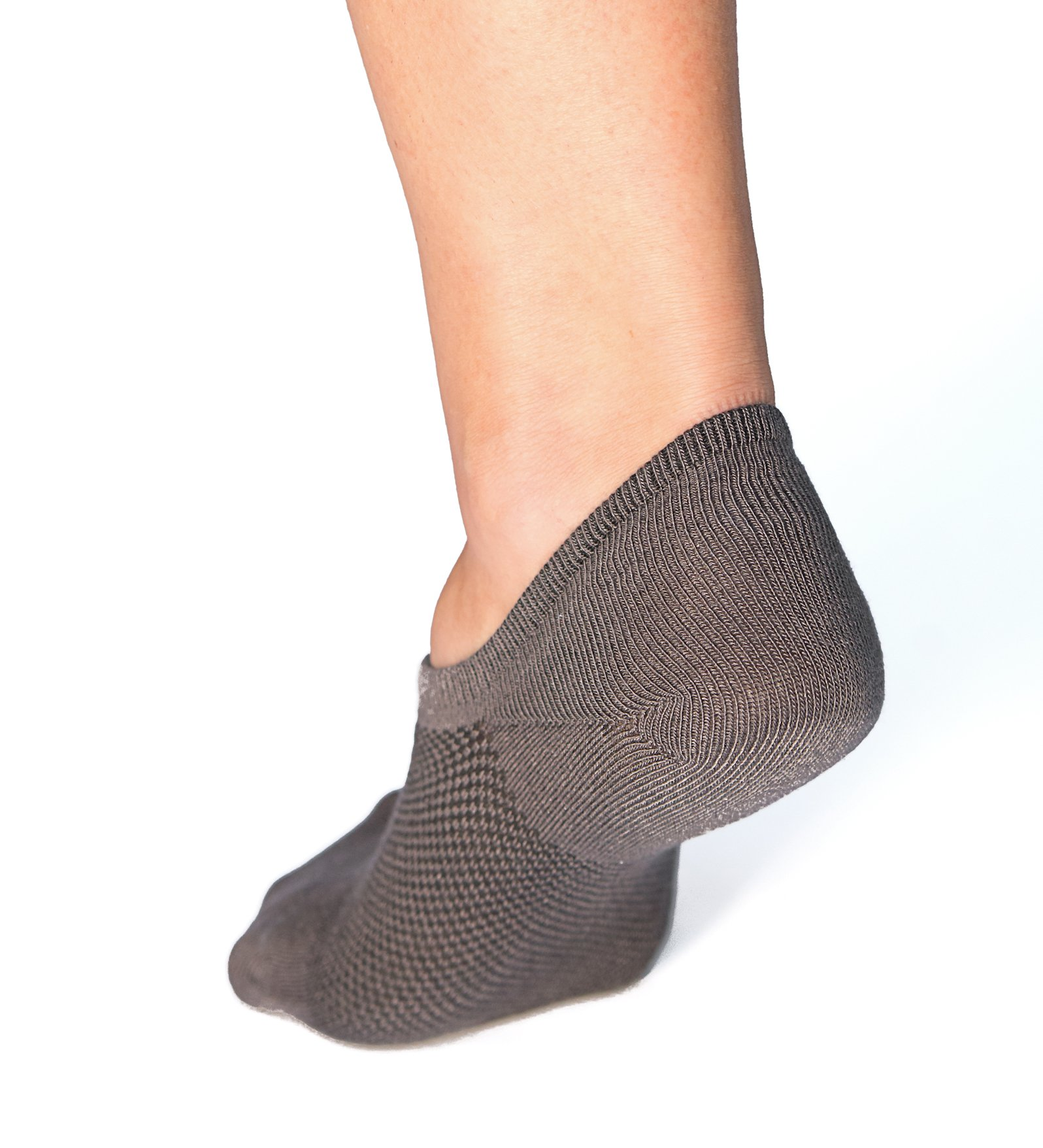 Bam&bü Women's Premium Bamboo No Show Casual Socks - 3 or 4 pair pack - Non-Slip by bam & bü (Image #7)
