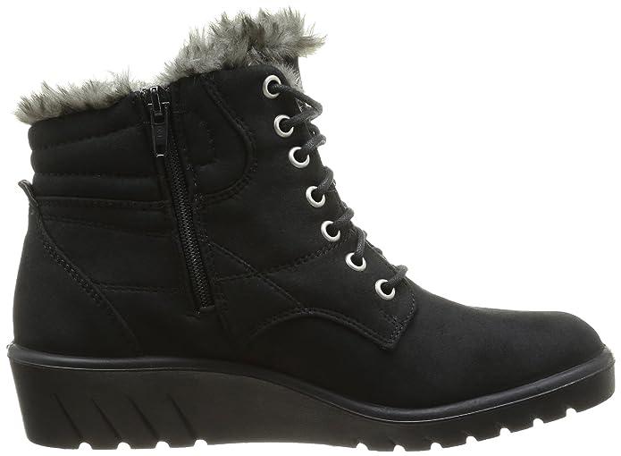 Romika Varese 112 schwarz - Damen TEX-Schuhe cZmzleuXr