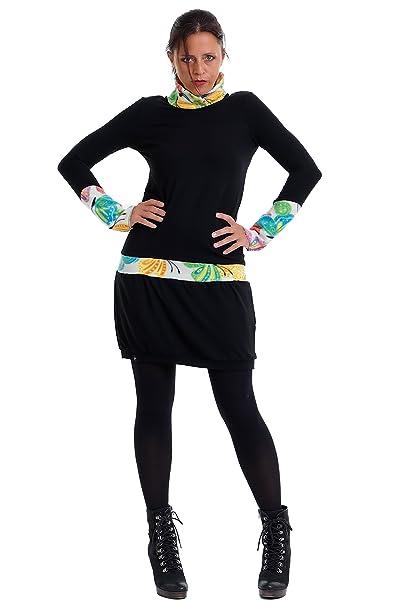 7089b5189c344c 3Elfen Abito Donna Inverno con Pile Casual  Amazon.it  Abbigliamento