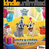 Happy Birthday, Puppy Pals!
