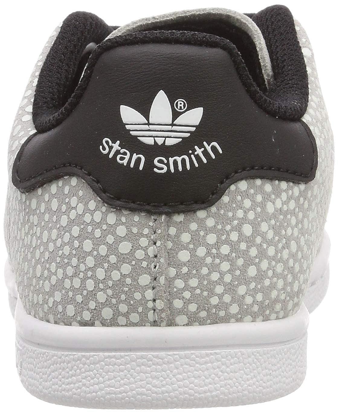 adidas Unisex Baby Stan Smith EL I Gymnastikschuhe