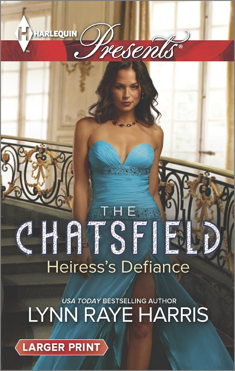 Heiress's Defiance   Chatsfield (Harlequin Presents, No 3289) (Larger Print), Raye Harris, Lynn