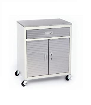 Attractive Seville Classics UltraHD One Drawer Cabinet Stainless Steel Top (1, One  Drawer) Great Ideas
