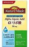 大塚製薬 ネイチャーメイド α-リポ酸 60粒