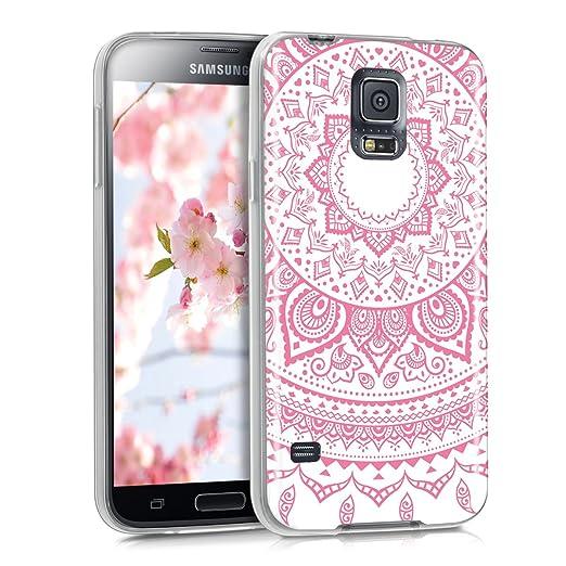 115 opinioni per kwmobile Cover per Samsung Galaxy S5 / S5 Neo / S5 LTE+ / S5 Duos- Custodia in