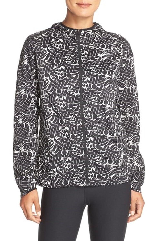 Nike Women's Size M Impossibly Light Hooded Windbreaker Jacket
