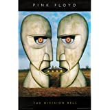 Aquarius 24-847 Pink Floyd Division Bell Poster, 24 by 36-Inch