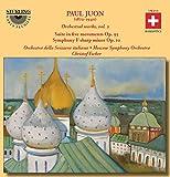 Orchestral Works Volume 2
