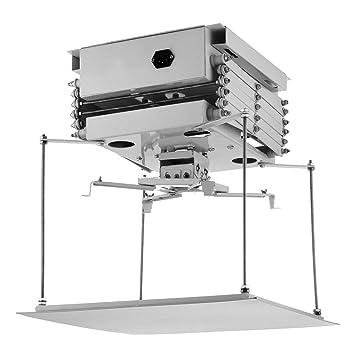 PheniGa - Soporte de proyector para Soporte de proyector eléctrico ...