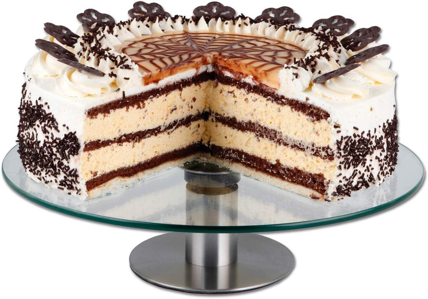 Plato giratorio para tartas
