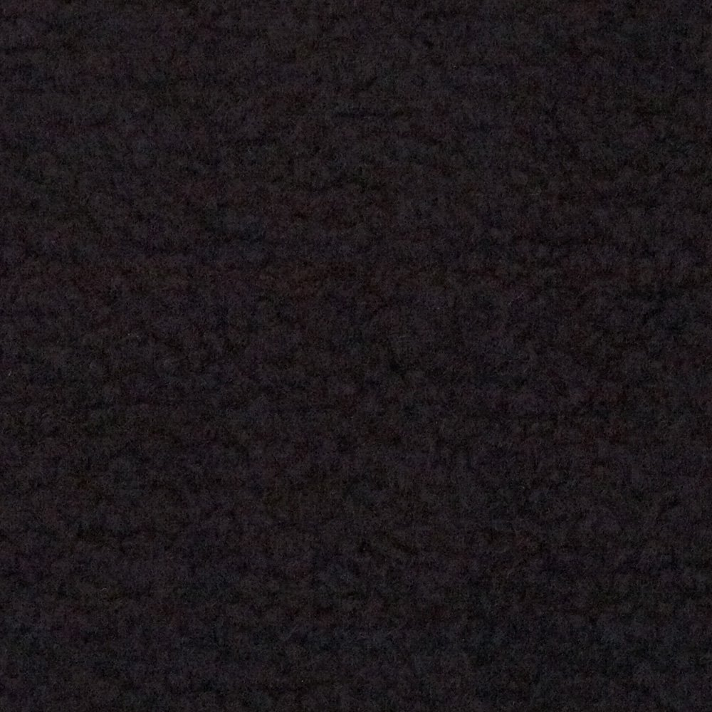 Fabric Merchants Warm Winter Fleece Solid Black Fabric.com 0398226
