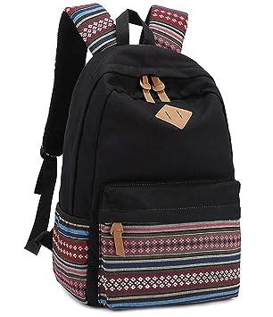 Padgene Mochilas Escolares Mochila Escolar Bolsa Casual Para Bolsa De Hombro Mensajero Backpack: Amazon.es: Equipaje