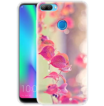 sports shoes e9f8f 6f41c Fashionury Back Printed Soft Back Case For Honor 9N: Amazon.in ...