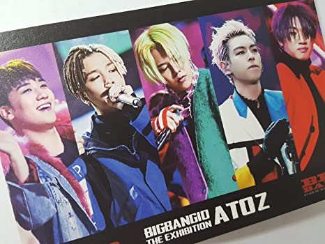 Amazon com : Kpop Big Bang Slogan Towel 39 x 7 inches Big Bang