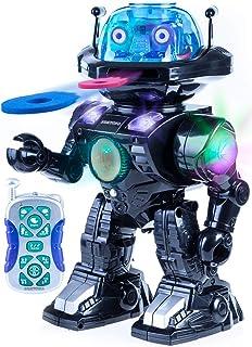 Amazon.es: Control Remoto RC Robot Toy Toy, Juguetes para niños para niños 2, 3, 4, 5, 6, Mini Mascotas: el Perro Solo Habla inglés