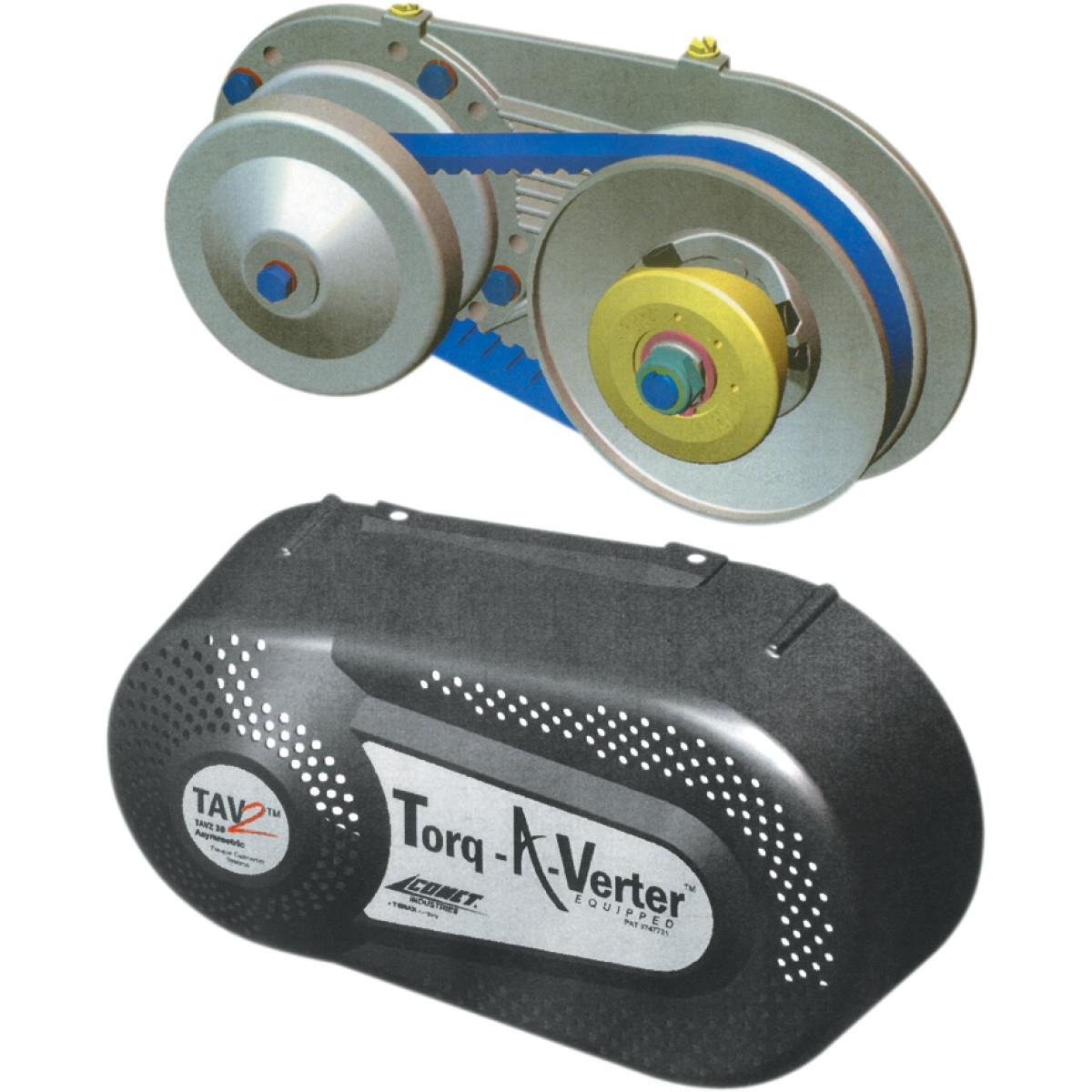 Comet Industries Torque Converter Kit 1in Bore 10 Tooth