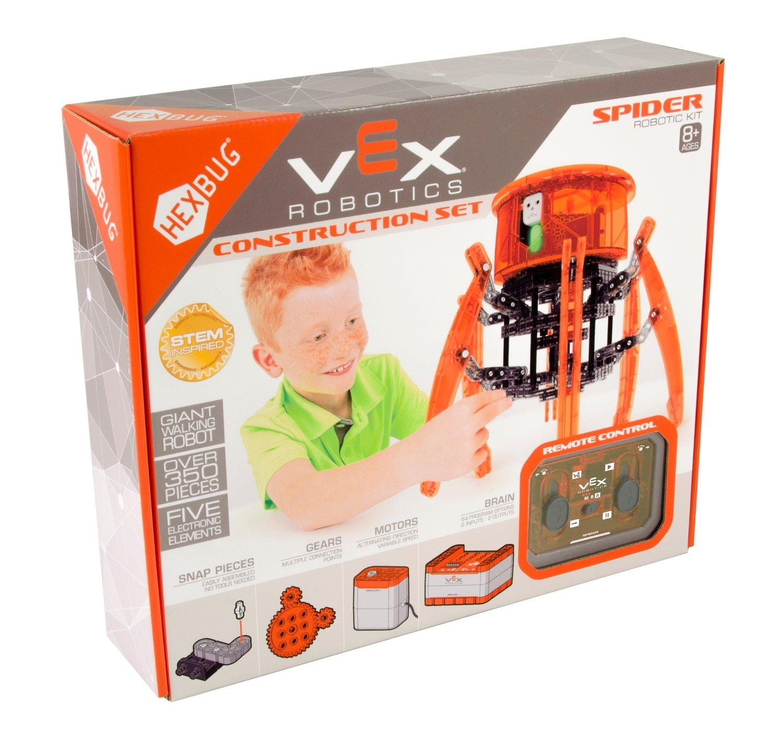 Hexbug 501762 - Elektronisches Spielzeug VEX Spider 406-3348