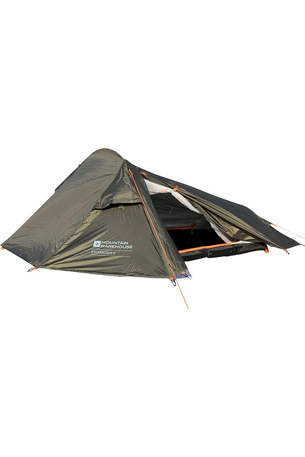 5. Mountain Warehouse 2 Man Backpacker Tent