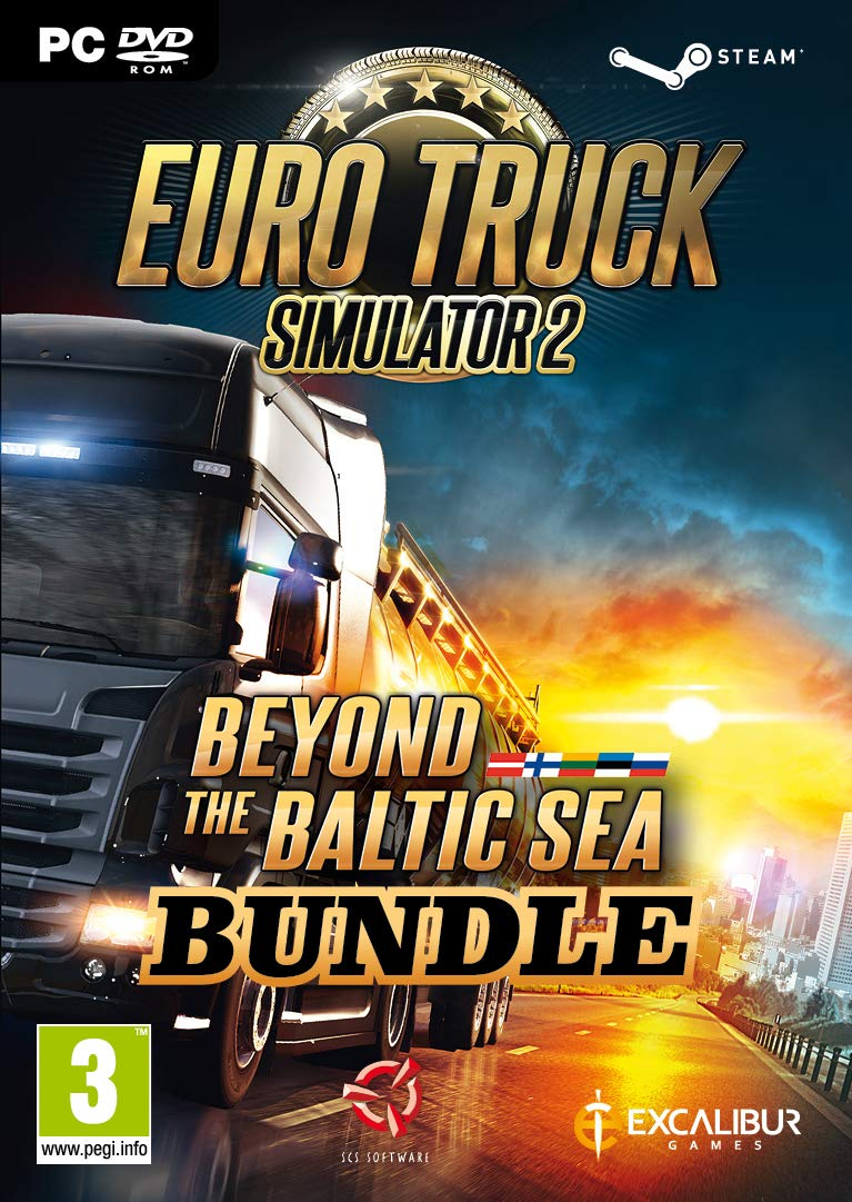 Euro Truck Simulator 2 + Beyond The Baltic Sea Add-on Bundle