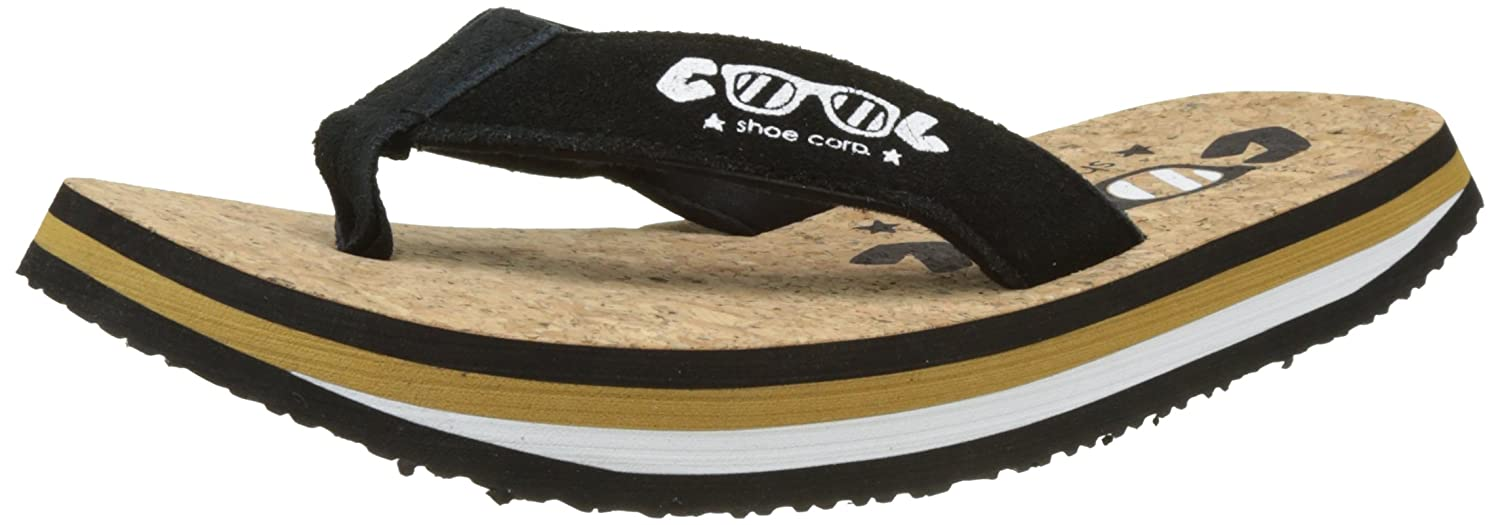 COOL SHOE Original Chanclas Hombres Corcho Chanclas