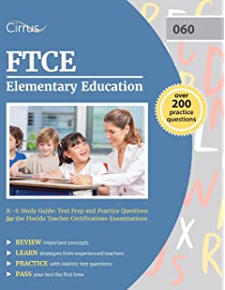 Cliffsnotes Ftce Elementary Education K 6 2nd Edition Enrique