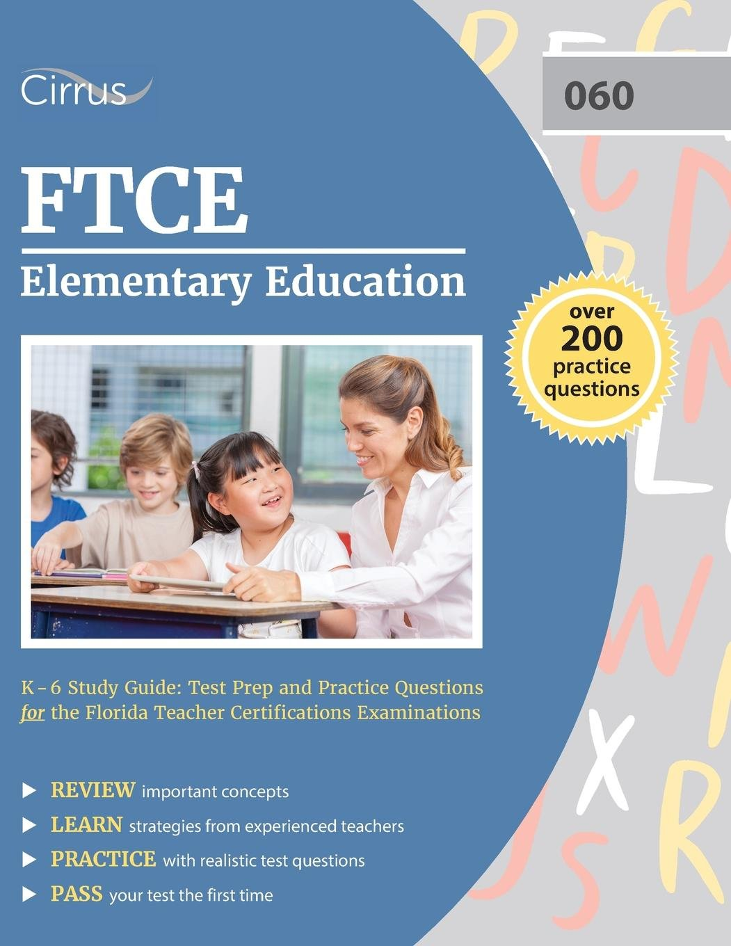 Amazon Ftce Elementary Education K 6 Study Guide Test Prep And