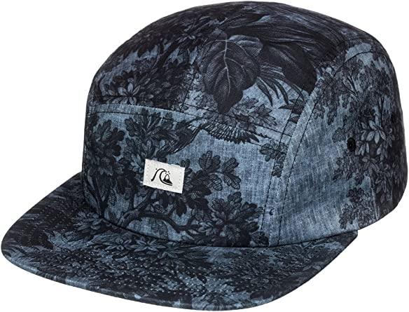 Quiksilver Jaded Gorra, Color: Black, Talla: 1SZ: Amazon.es: Ropa ...