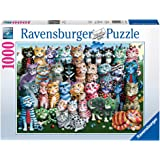 Ravensburger -Cat Family Reunion - 1000 pc Puzzle