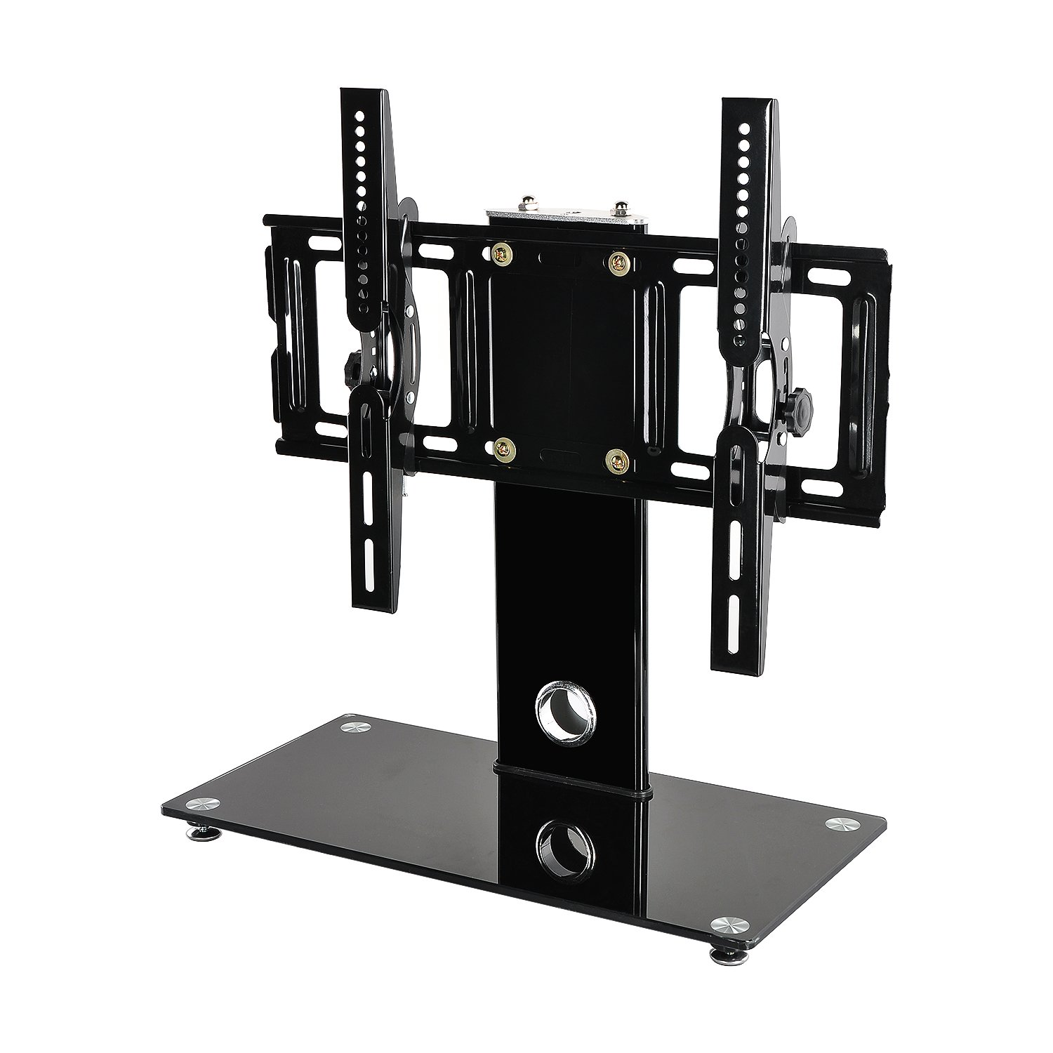 inch mount for with tvs lcd table pedestal swivel stand fitueyes itm tv led universal