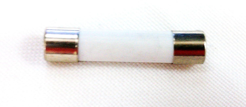 15 amp F15A Set of 5 AGC 15A 250V Ceramic Fast Blow Fuses 6x30mm