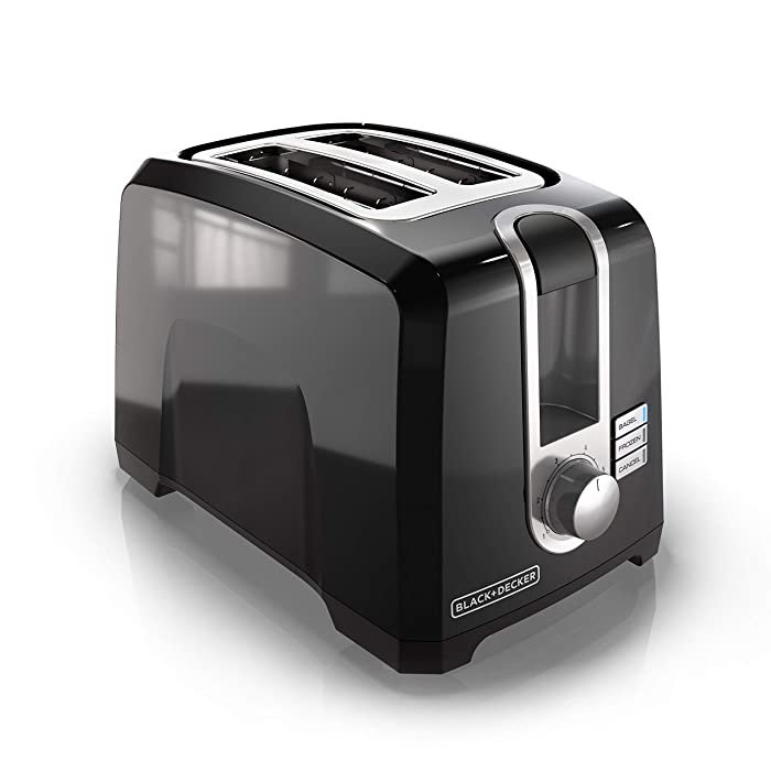 Top 9 Black  Decker 2Slice Toaster