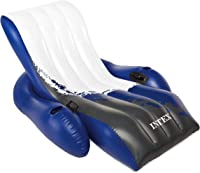 Floating Recliner Inflatable Lounge, 71in X 53in