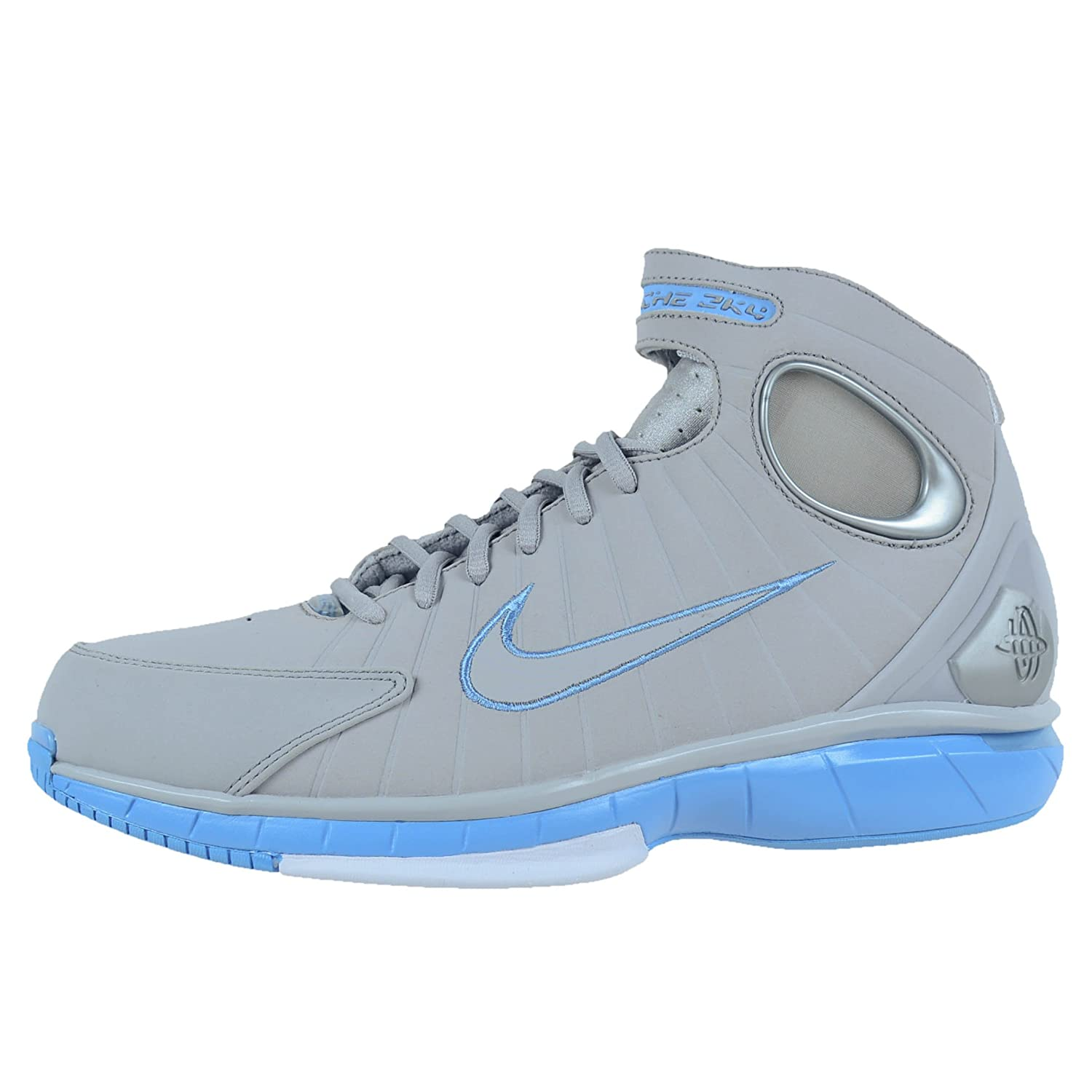 7d38c4390eca Nike Air Zoom Huarache 2K4 308475-002 Wolf Grey University Blue White Wolf  Grey (9)  Buy Online at Low Prices in India - Amazon.in