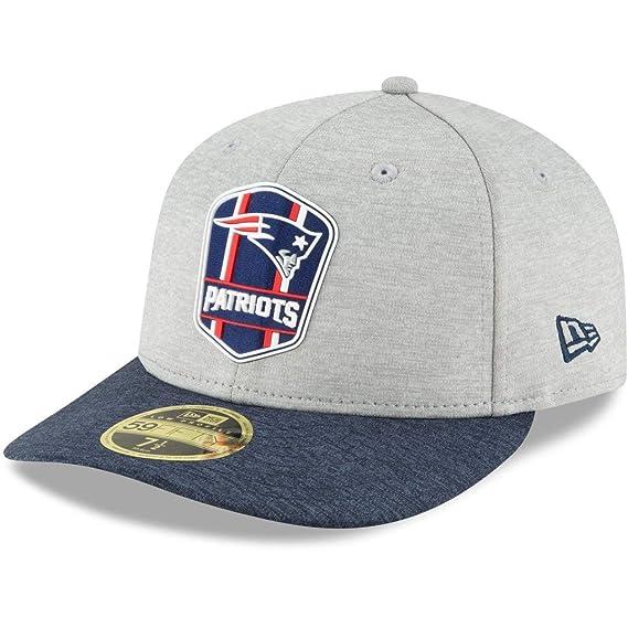 b21421ccabba5c New Era LP 59Fifty Cap - Sideline Away New England Patriots: Amazon.co.uk:  Clothing