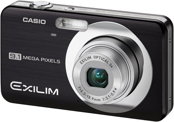 Casio Exilim Ex Z85 Digitalkamera Schwarz Kamera