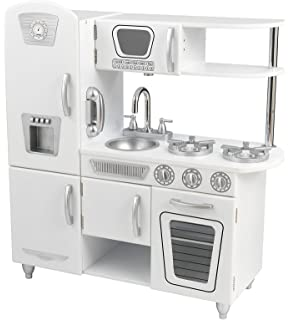 Elegant KidKraft Vintage Kitchen   White