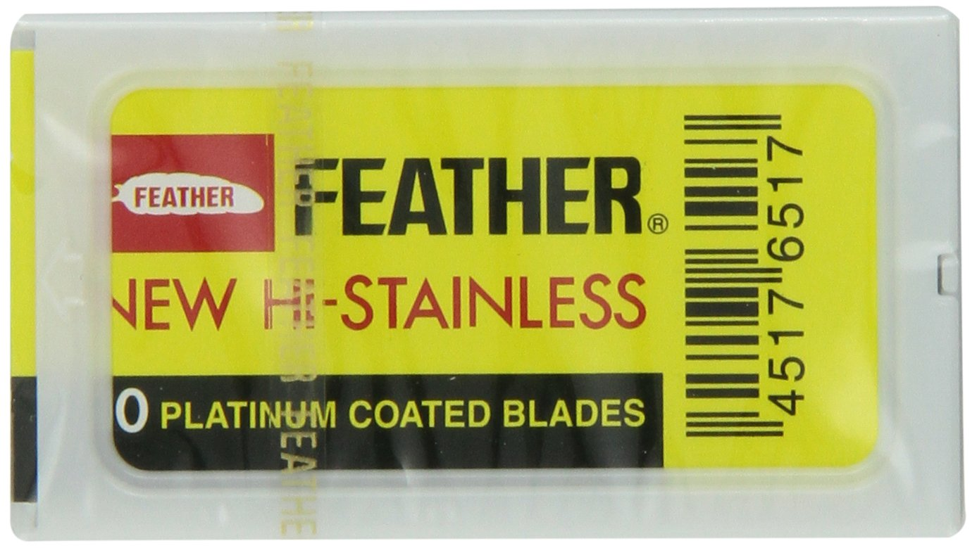 Feather Double Edge Blades Reviews