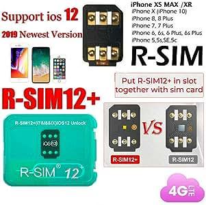 Amazon.com: MeterMall RSIM 12+ Plus 2019 R-SIM Nano ...