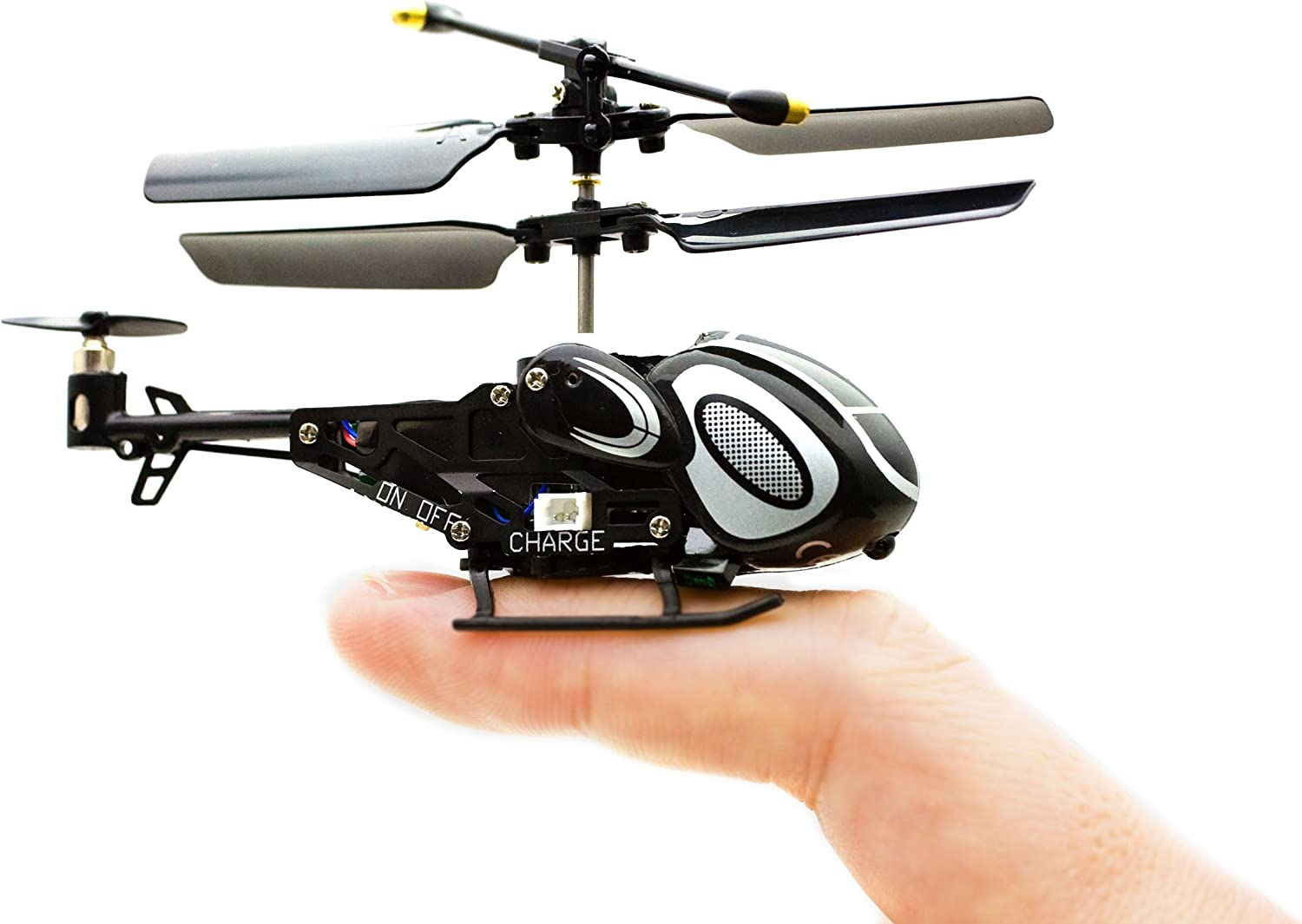 Micro Mosquito - Super Gyro 3ch R/C Infrared RC Helicopter [Toy] (japan import)