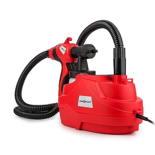 6 opinioni per oneConcept Ultracolor VX350 Sistema Nebulizzazione Vernice Spray Elettrico (3