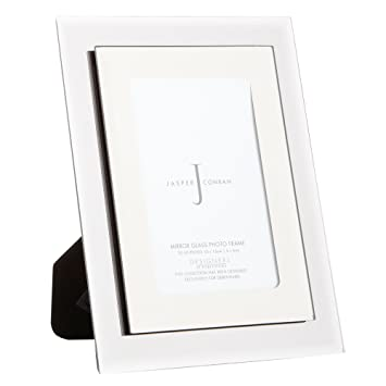 J By Jasper Conran Grey Mirrored Photo Frames From Debenhams 8 X 10 ...