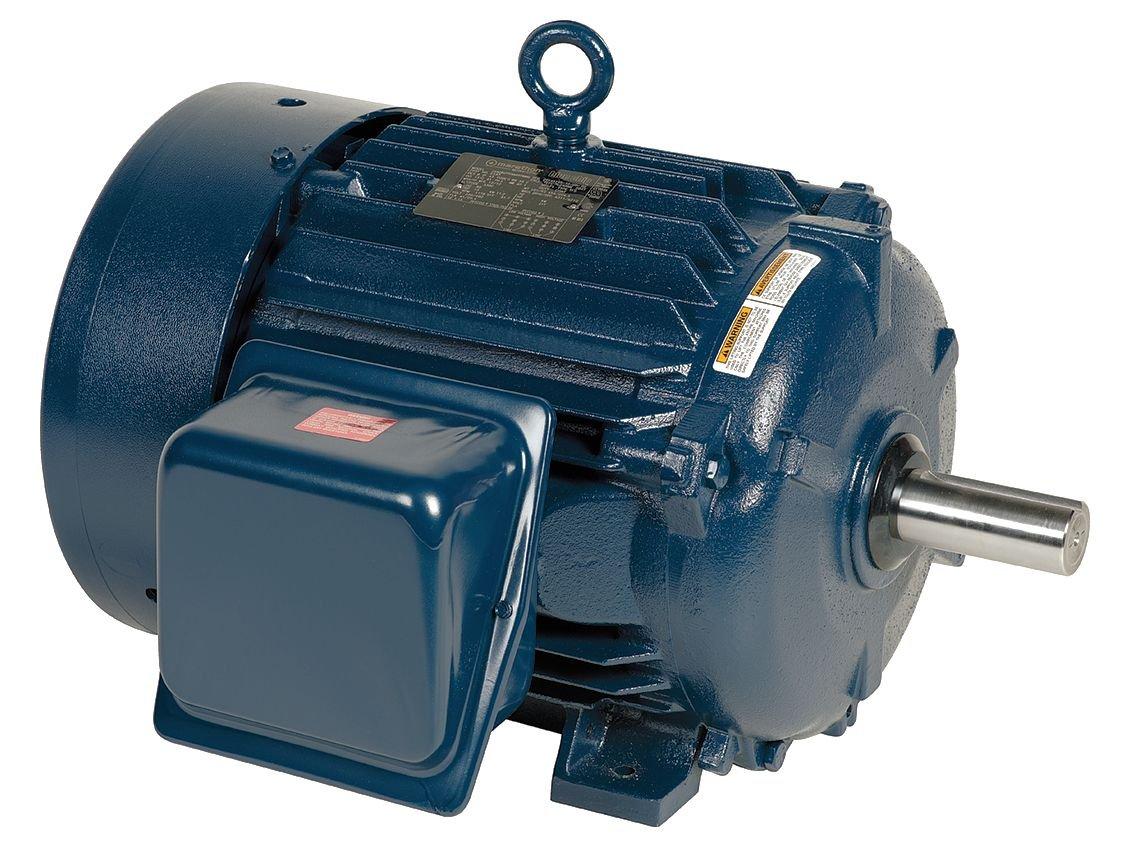 Motor, 3-Ph, 15 HP, 1775 RPM, 230/460V