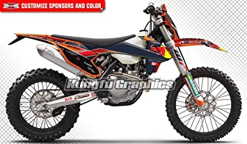 2018 ktm exc f 500. modren exc kungfu graphics custom decal kit for 125 150 250 300 350 450 500 exc exc on 2018 ktm exc f