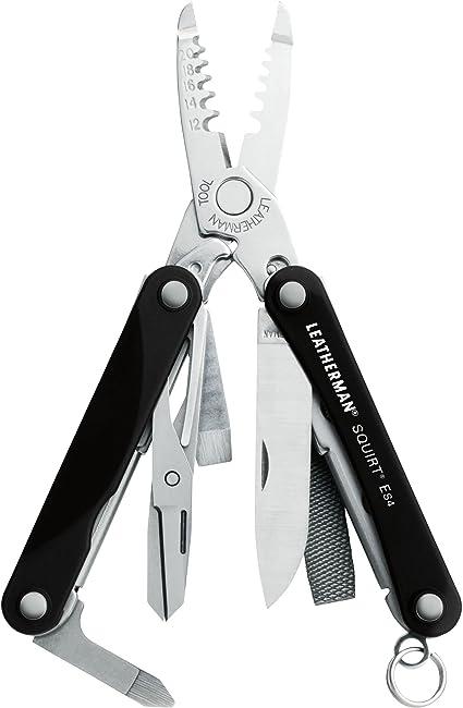 SQUIRT ES4-9 Tools Multi Tools 831242 in Printed Box Packing Leatherman