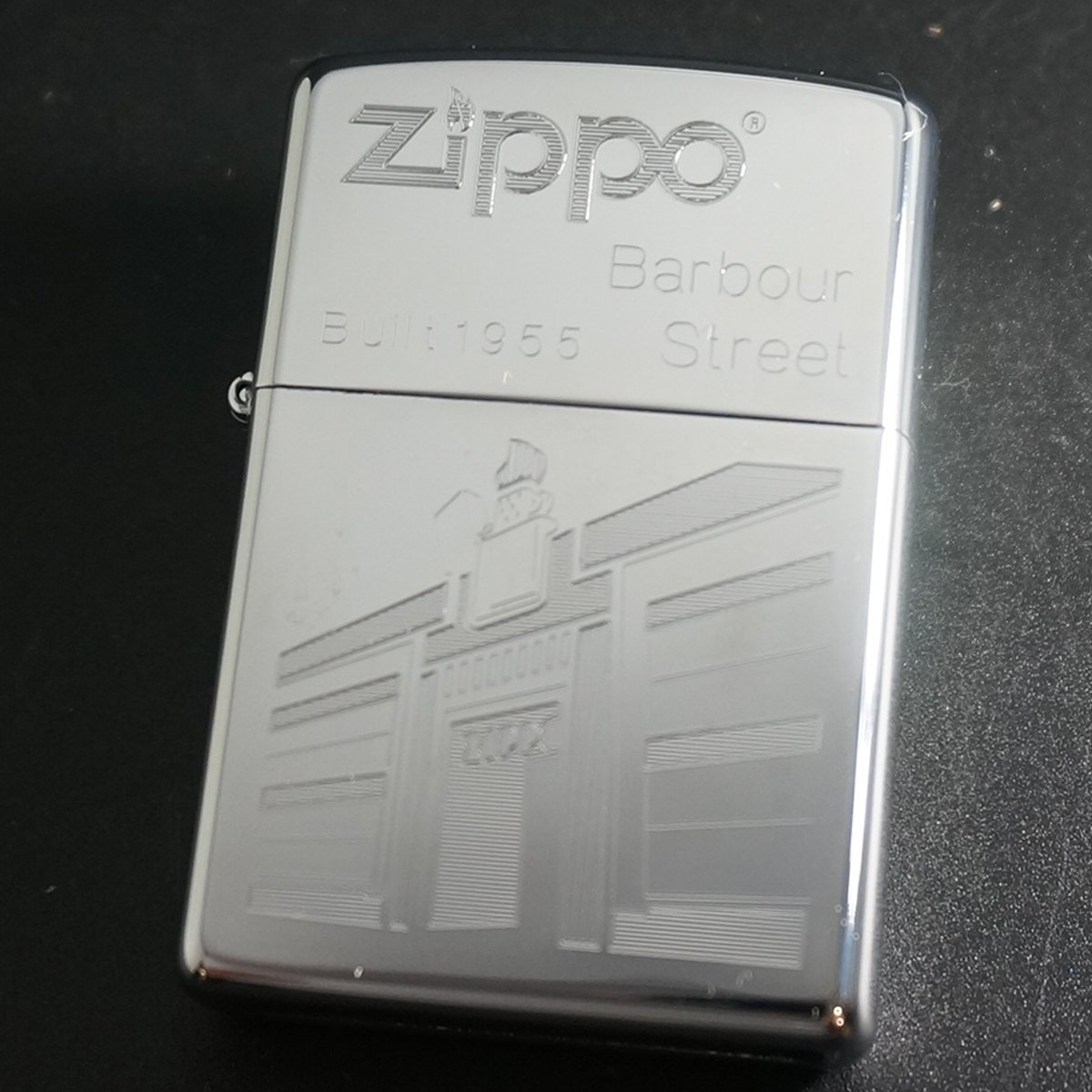 zippo ZIPPO社屋 50周年記念 ポスターセット 2005年製造 B073B4XFKM