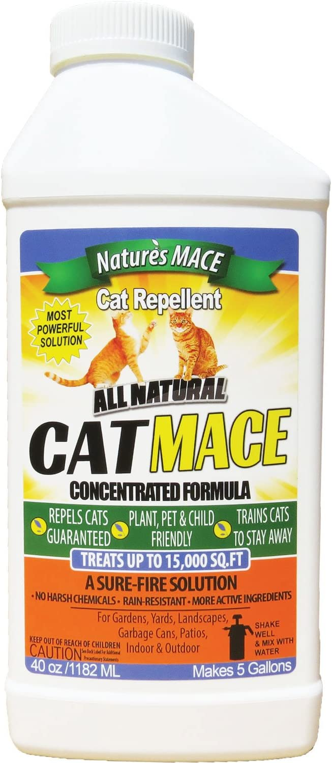 3. Nature's Mace Cat Repellent